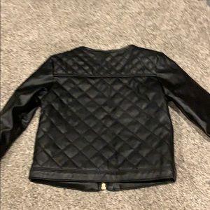 OshKosh B'gosh Jackets & Coats - Genuine kids toddler faux leather jacket